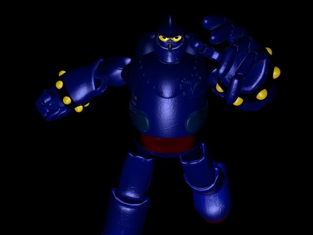 GigantorGrab